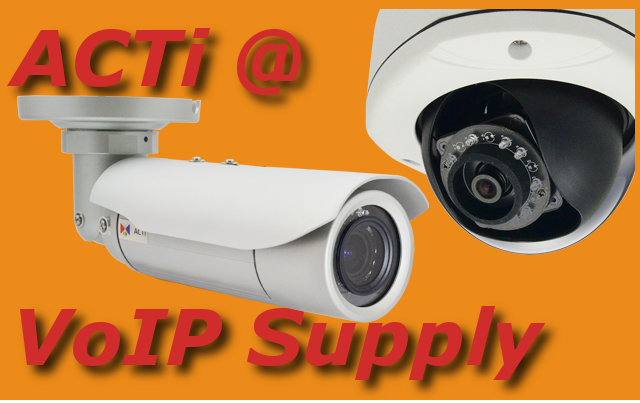 ACTi at VoIP Supply