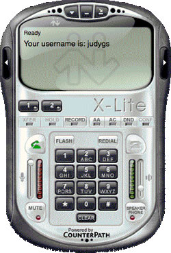 XLite from Counterpath A very popular, free SIP softphone supporting a  range of codecs and also offering great support for desktop business video  ...