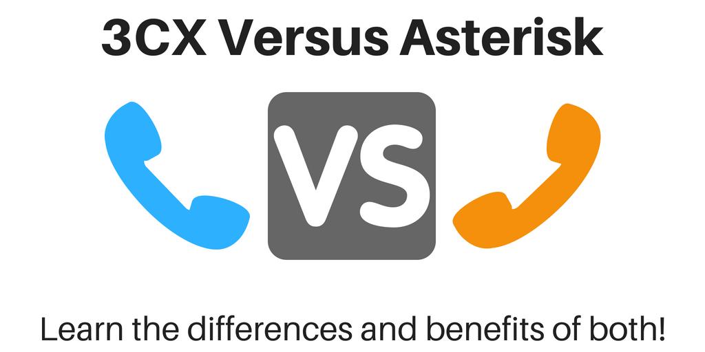 3CX Versus Asterisk - VoIP Insider