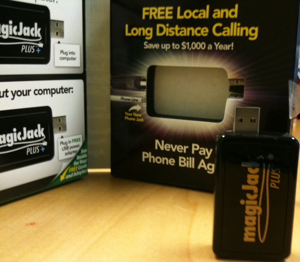 magicJack Plus Review - Tom Keating