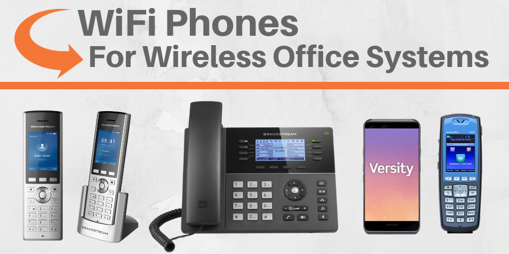 Popular WiFi Phones for Wireless Office Systems - VoIP Insider