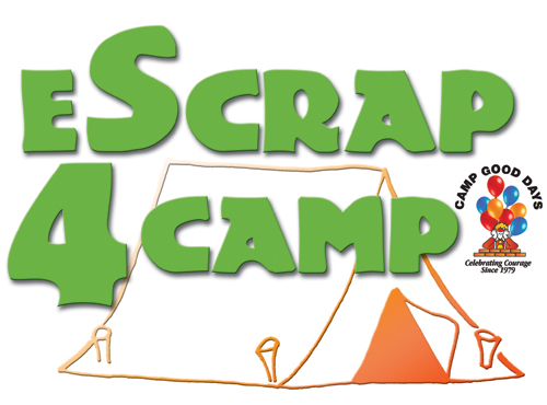 eScrap 4 Camp - Send kids with cancer to camp
