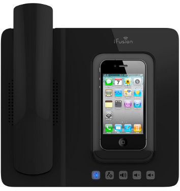First Look The Altigen Ifusion Iphone Docking Station