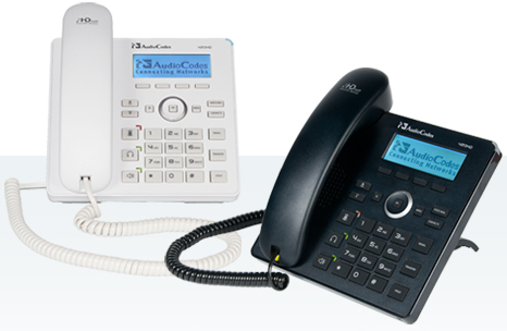 AudioCodes-420HD-IP-Phones
