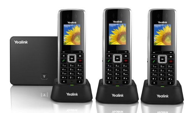 Yealink DECT Phones