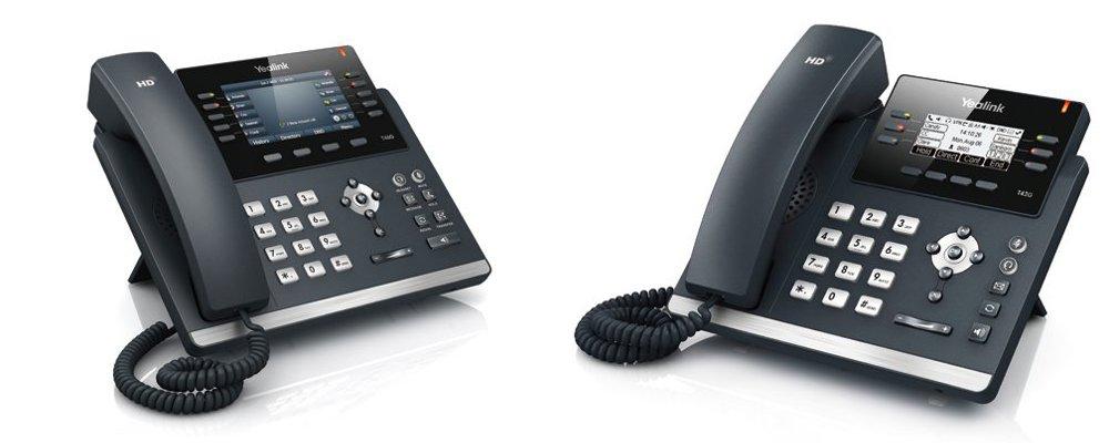 First Look: Yealink SIP-T4X Phones - VoIP Insider