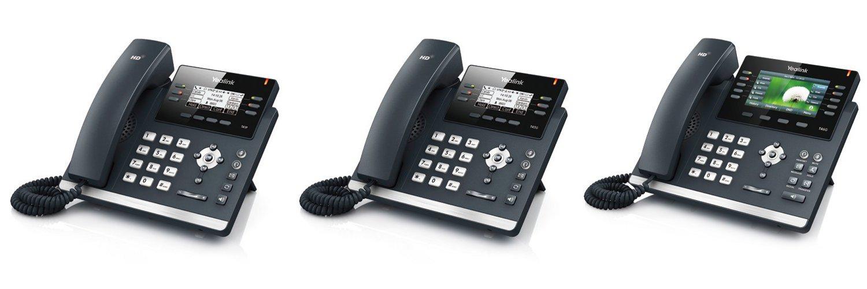 Yealink T4 VoIP Phones