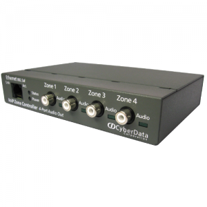 011171 VoIP 4 Port Zone Controller