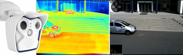 MOBOTIX M15D-Thermal