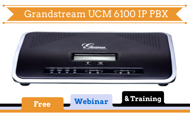Grandstream UCM 6100-banner-voip-supply