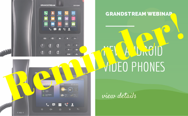grandstream-gxv-webinar-reminder-voip-supply