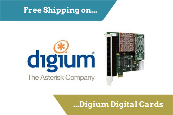 Digium Free Shipping