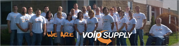 We Are VoIP Supply Banner