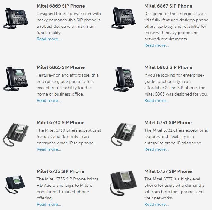 Mitel Open Solution SIP Phones for Carlsberg Breweries and Hyatt