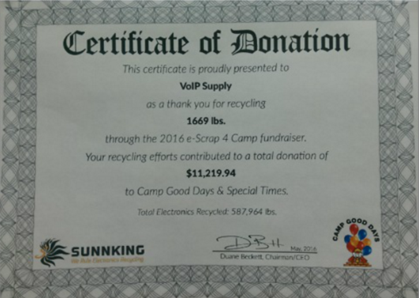 sunnking-certificate