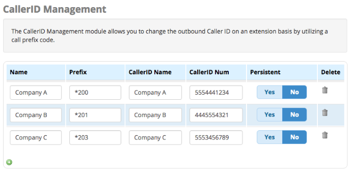 callerid-manager
