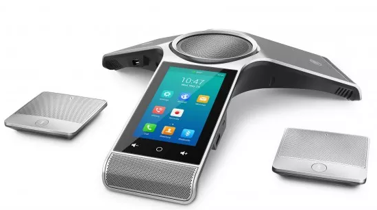 The Yealink CP960: Enterprise-Grade Conference Phone with