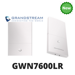 The GWN7600LR: Grandstream Adds New Outdoor, Long Range WiFi