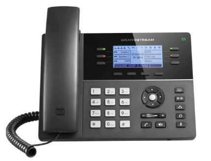 connect voip phone to network