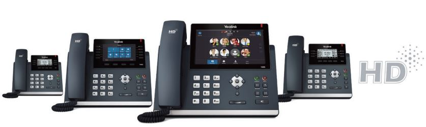 Yealink T4 Series Now Certified for Skype for Business