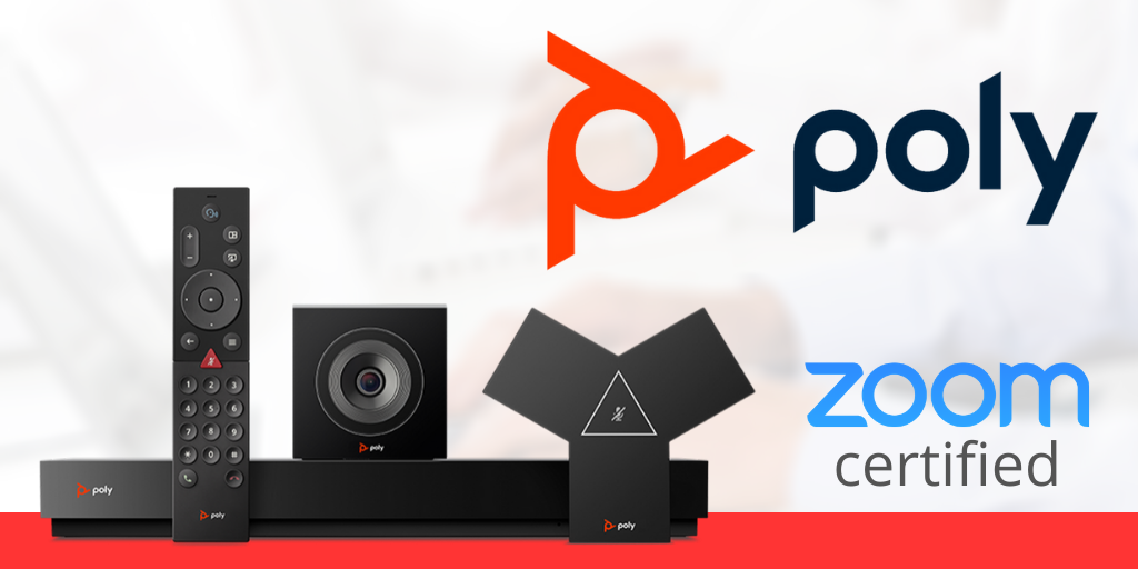 Poly devices are certified with Zoom