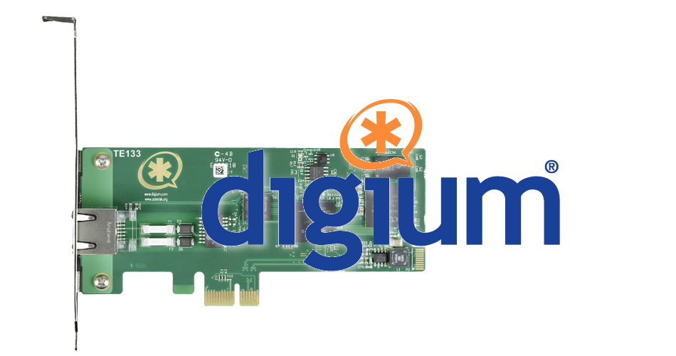Newest Digium cards currently not compatible with latest version of Switchvox