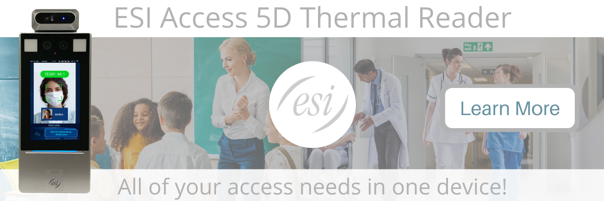ESI D5 Thermal Reader