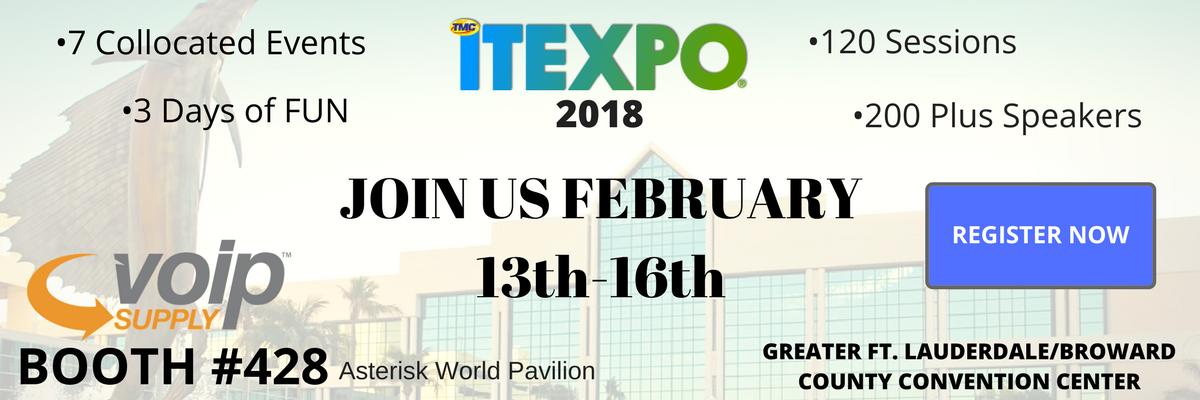 ITExpo Florida  2018