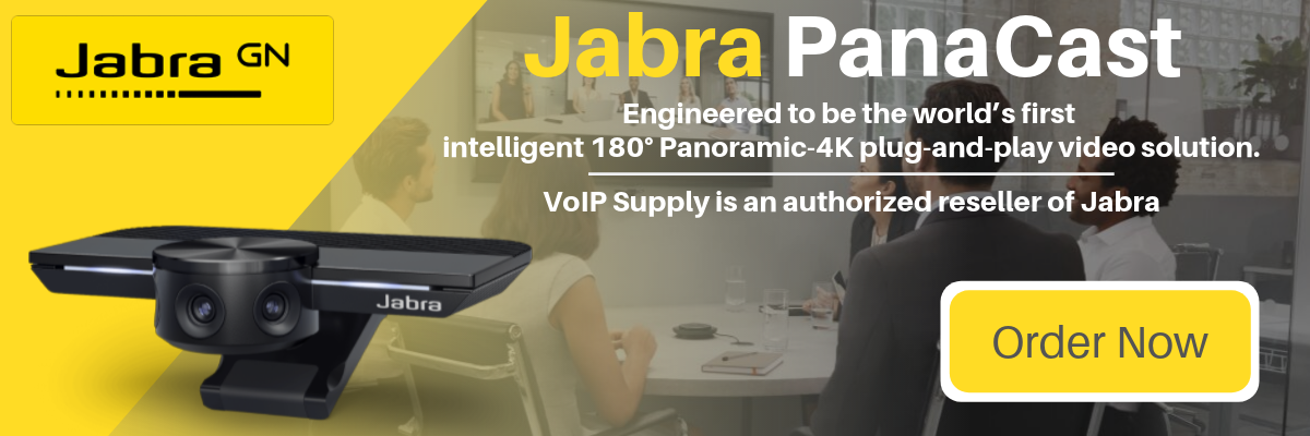 New from Jabra: PanaCast Video Solution