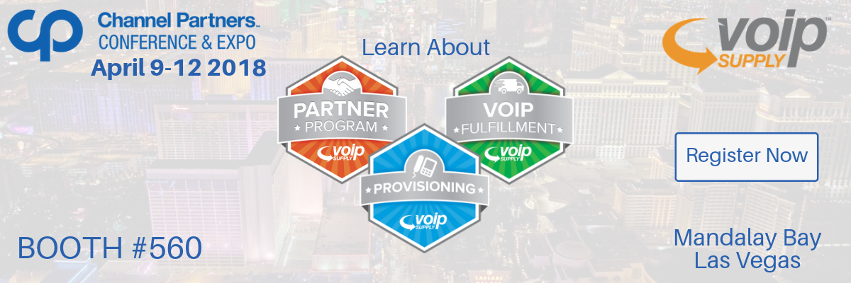 Channel Partners 2019 Booth #560