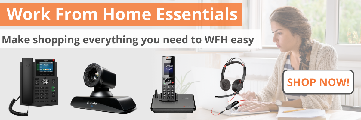 Shop WFH & Remote Office Essentials