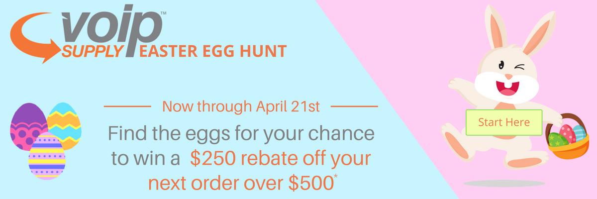Easter Egg Hunt - Starts Here!