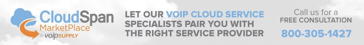 VoIP Service - CloudSpan MarketPlace