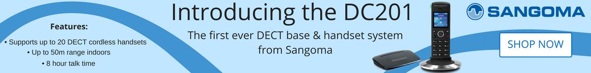 Sangoma DECT Phone