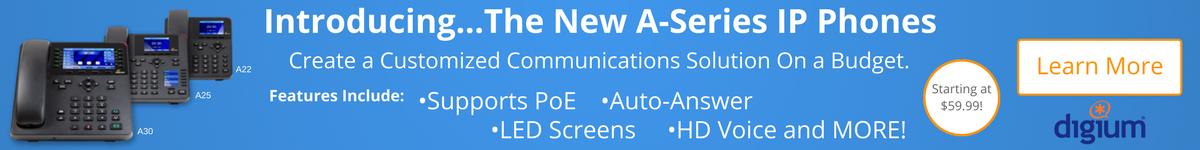 Digium A- Series IP Phones