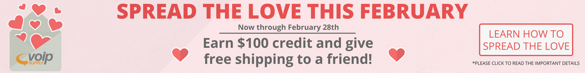Spread the Love this February!