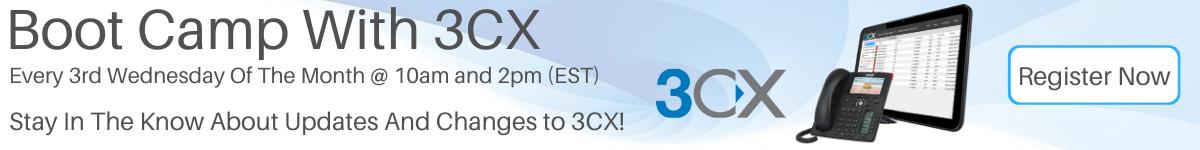 3CXbootcamp