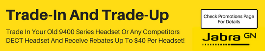 Jabra Trade-IN and Trade-UP Program
