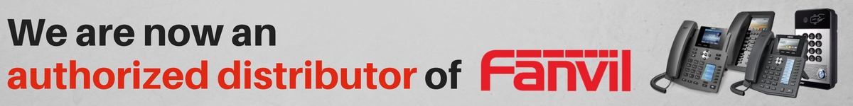 fanvil distributor