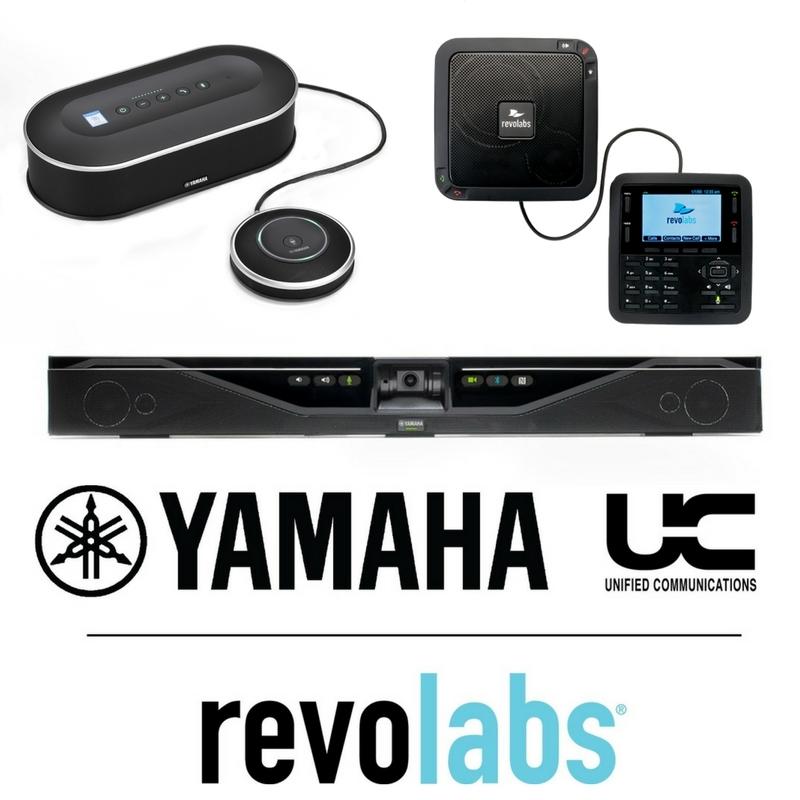 Revolabs/ Yamaha UC