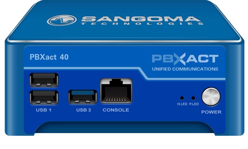 PBXact Warm Spare and High Availability Appliances