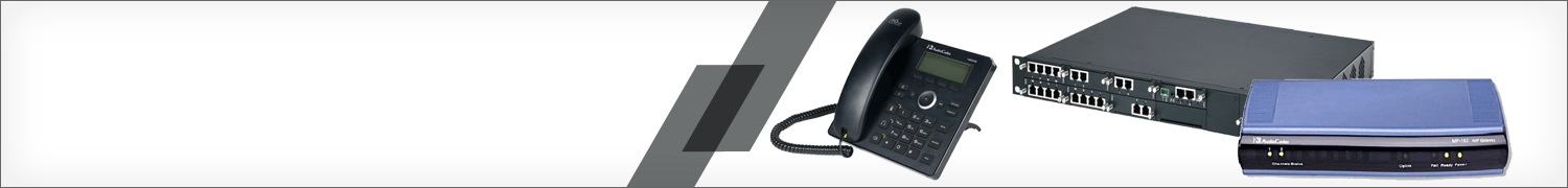Support and Accessories for Audiocodes VoIP hardware