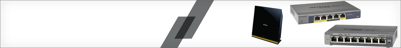 Networking hardware by Netgear