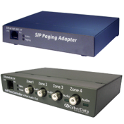 Zone Controllers & Paging Adapters