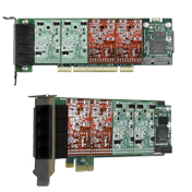 Digium A4 Series Cards