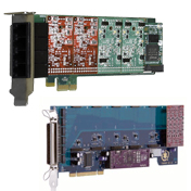 Digium Analog Cards
