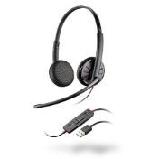 Corded Skype for Business Headsets
