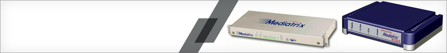 Mediatrix 3000 Series IP Gateways