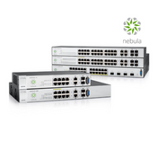 ZyXel Nebula Cloud Managed Switches