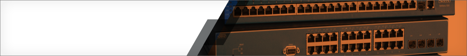 Power Over Ethernet (PoE) Switches with a variety of features and functions